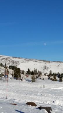 ski lodge, snow, portland